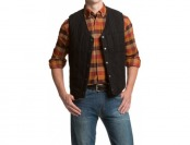87% off 1816 by Remington Tuscanian Quilted Vest