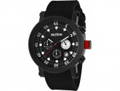 96% off Red Line Men's Compressor Chronograph IP Watch