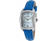 94% off Invicta Women's Lupah Special Edition Leather MOP Watch