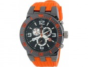 91% off Joshua & Sons Men's JS55OR Chronograph Watch
