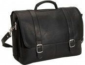 90% off David King & Co. Porthole Laptop Briefcase