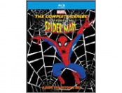 33% off Spectacular Spider-Man: First & Second Season (Blu-ray)