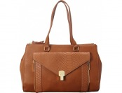 69% off Olivia + Joy Babette Satchel, Camel