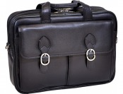 "67% off McKlein USA Kenwood Leather 15.4"" Laptop Case"
