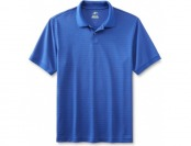 87% off NordicTrack Men's Polo Shirt - Striped