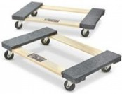 63% off Furniture Movers' Dolley, 600-lb. Capacity, 2 Pack