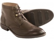 85% off Andrew Marc Hillcrest Leather Boots (For Men)
