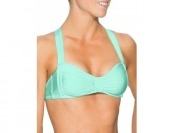 75% off Athleta Womens Aqualuxe Bandeau Bikini