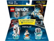 33% off LEGO Dimensions Level Pack (Portal 2)