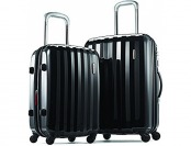 "$200 off Samsonite Prism 2-Piece Hardside Spinner Set (20""/24"")"