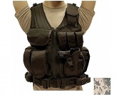 79% off Red Rock Outdoor Gear Cross Draw Vest, ACU