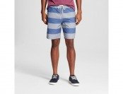 70% off Mossimo Supply Co. Men's Blue Striped Ibiza Shorts