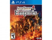 $25 off Samurai Warriors 4: Empires - PlayStation 4