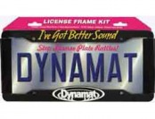 51% off Dynamat Mobile Xtreme License Plate Kit