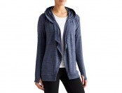 57% off Athleta Womens Blissful Wrap - Navy