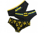 50% off Batman Glow-in-the-Dark 3-Pack Panties