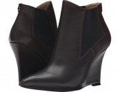 84% off Nicole Miller Artelier Stella (Brown Leather) Women's Shoes