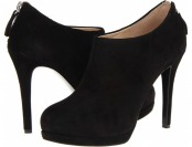 81% off Nine West Haywire (Black Suede) Women's Boots