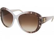 80% off Roberto Cavalli Women's Temoe Round Crystal Sunglasses
