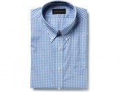 56% off Allen Edwards Gingham Sport Shirt