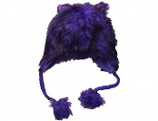 88% off Accessories 22 Big Girls' Tinsel Fur Heidi Hat with Ears