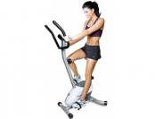 85% off Velocity Exercise Magnetic Upright Exercise Bike