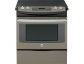 "$620 off GE 30"" JS750EFES Slide-In Electric Convection Range"