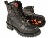 48% off Men's Milwaukee Leather 8 Inch Classic Logger Boot