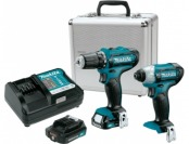 59% off Makita CXT 2pc Impact Driver and Drill Driver CT226RX