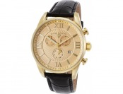 92% off Swiss Legend Bellezza Chrono Genuine Leather Watch