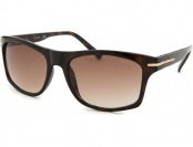 68% off Guess Women's Square Havana Sunglasses