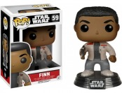 69% off Funko Star Wars: Episode VII Finn Pop! Vinyl Bobble Head Figure