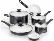 42% off WearEver Nonstick Ceramic Coating Cookware Set
