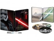 64% off Star Wars: The Force Awakens (Blu-ray/DVD) SteelBook