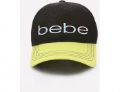 50% off Bebe Logo Mesh Ball Cap
