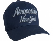 80% off Aero New York Script Fitted Hat