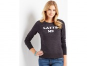45% off Latte Me Sweatshirt