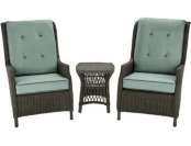 50% off Brighton Cove 3-Piece High-Back Patio Set