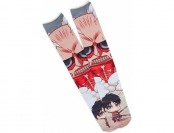 63% off Attack on Titan Chibi Crew Socks