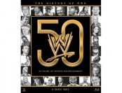 60% off WWE: History of the WWE (Blu-ray) 2 Disc Set