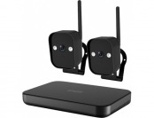 $120 off Zmodo 4-Ch, 2-Cam Outdoor Wireless HD DVR Security