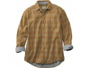 80% off Cabela's Indigo Blues Corvallis Long-Sleeve Shirt