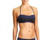 74% off Athleta Womens Textural Bandeau Bikini