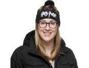 75% off Harry Potter Fair Isle Pom Beanie