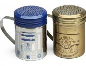 50% off R2-D2 & C-3PO Spice Shaker Set