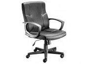 60% off Staples Stiner Fabric Managers Office Chair (Black)