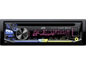 $40 off JVC CD Bluetooth Apple and Satellite Ready In-Dash Deck