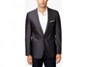86% off Calvin Klein Black Diamond Extra Slim-Fit Dinner Jacket