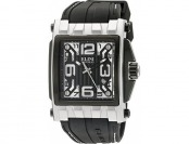 97% off Elini Barokas Men's Captain Swiss Quartz Black Watch