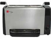 85% off Ronco Ready Grill - Stainless Steel/Black - RG1001BLGEN